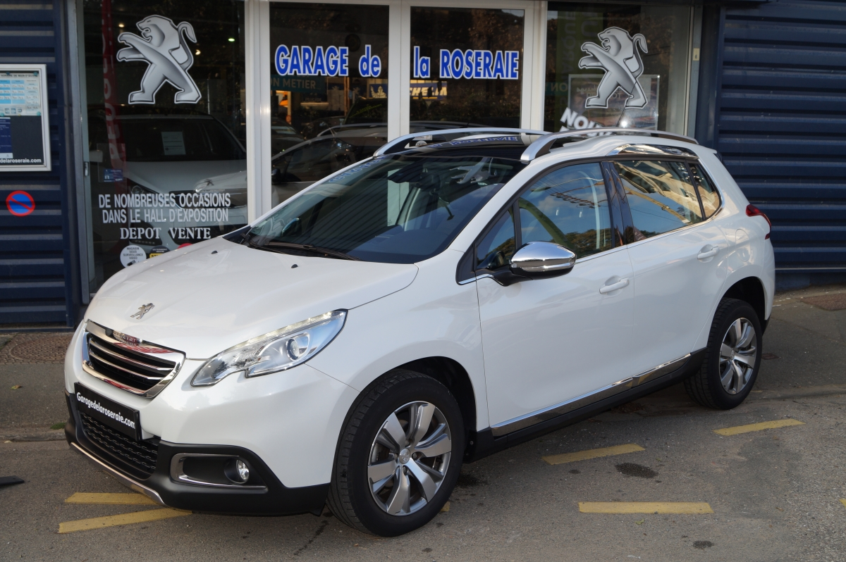 Occasion peugeot 2008 allure 1 6 e hdi 92 ch for Garage de la pinede volkswagen