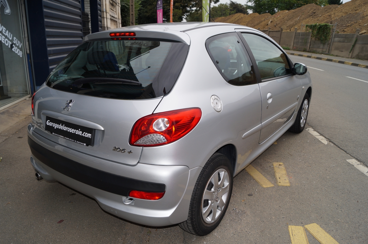 Voiture d occasion lille garage voiture occasion a lille - Peugeot 206 occasion diesel 5 portes pas cher ...