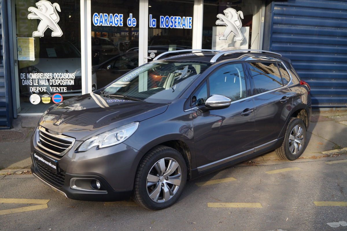 Occasion peugeot 2008 allure 1 6 e hdi 92 ch etg6 for Voiture occasion dans garage