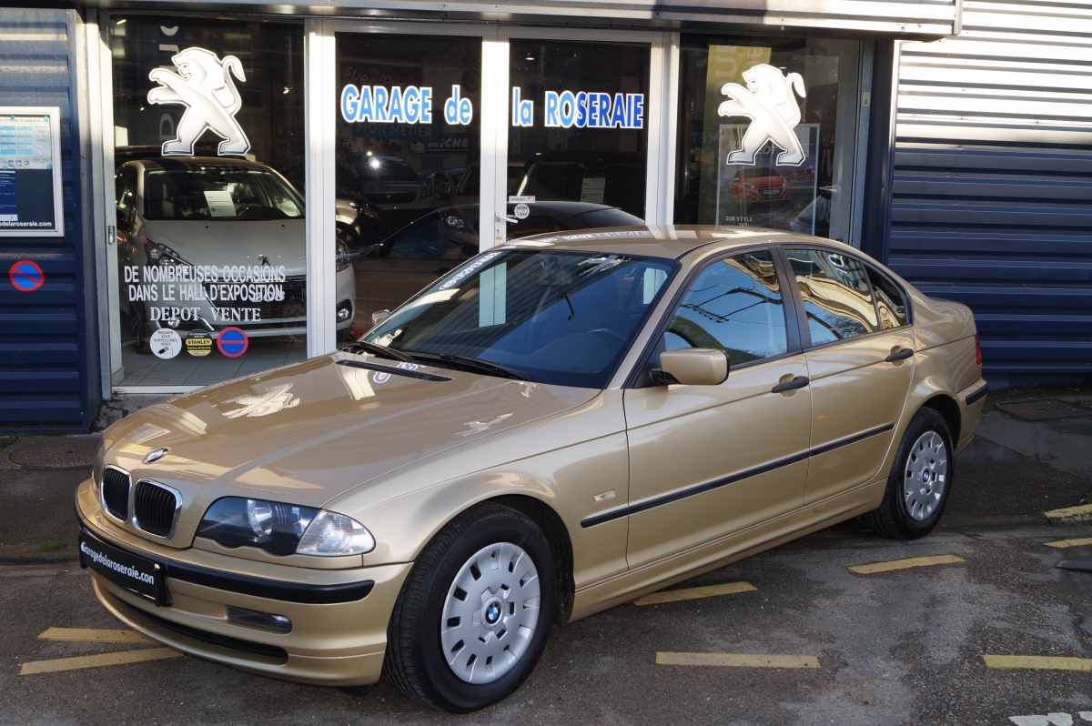 Occasion bmw s rie 3 e46 320 d pack 150 ch - Garage voiture occasion amiens ...