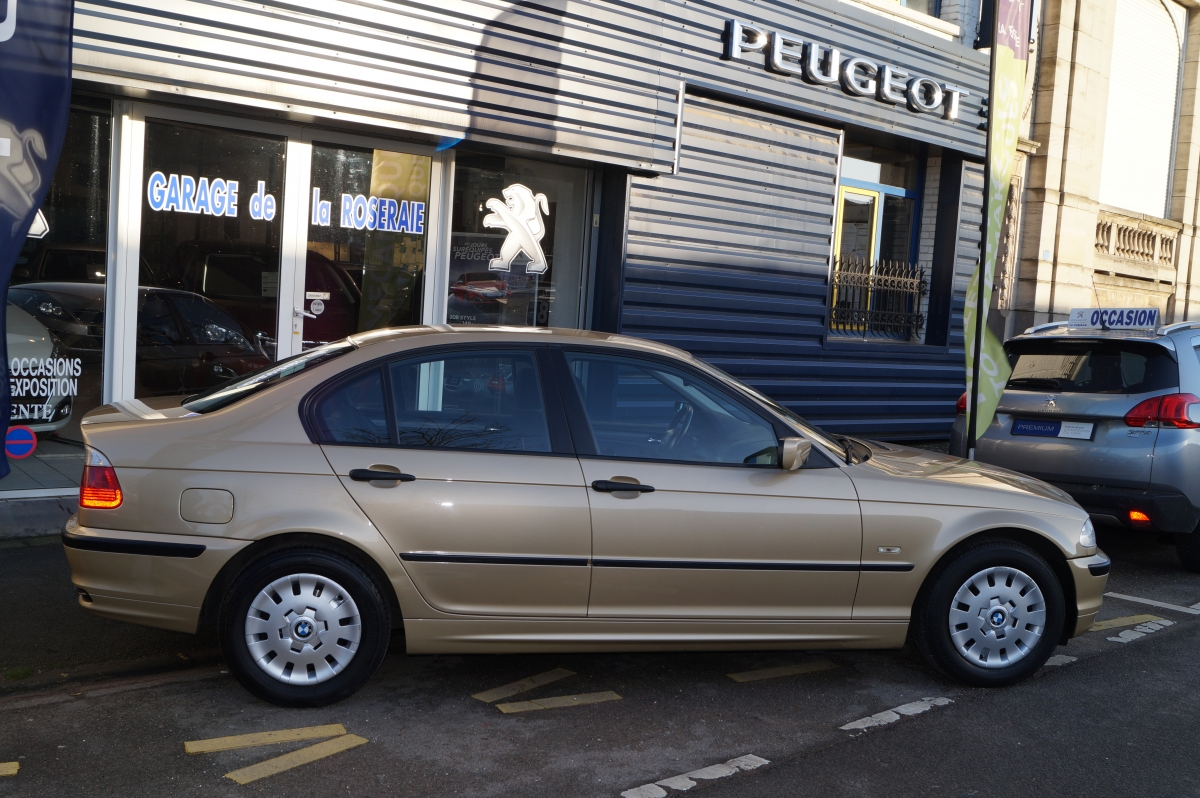 Occasion bmw s rie 3 e46 320 d pack 150 ch for Garage peugeot lille