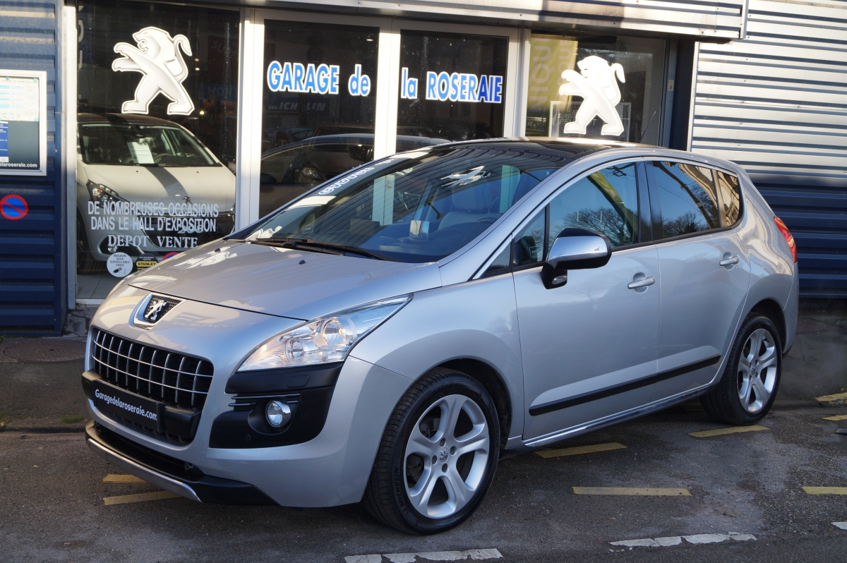 Occasion peugeot 3008 f line 1 6 hdi 110 ch for Garage voiture occasion sedan