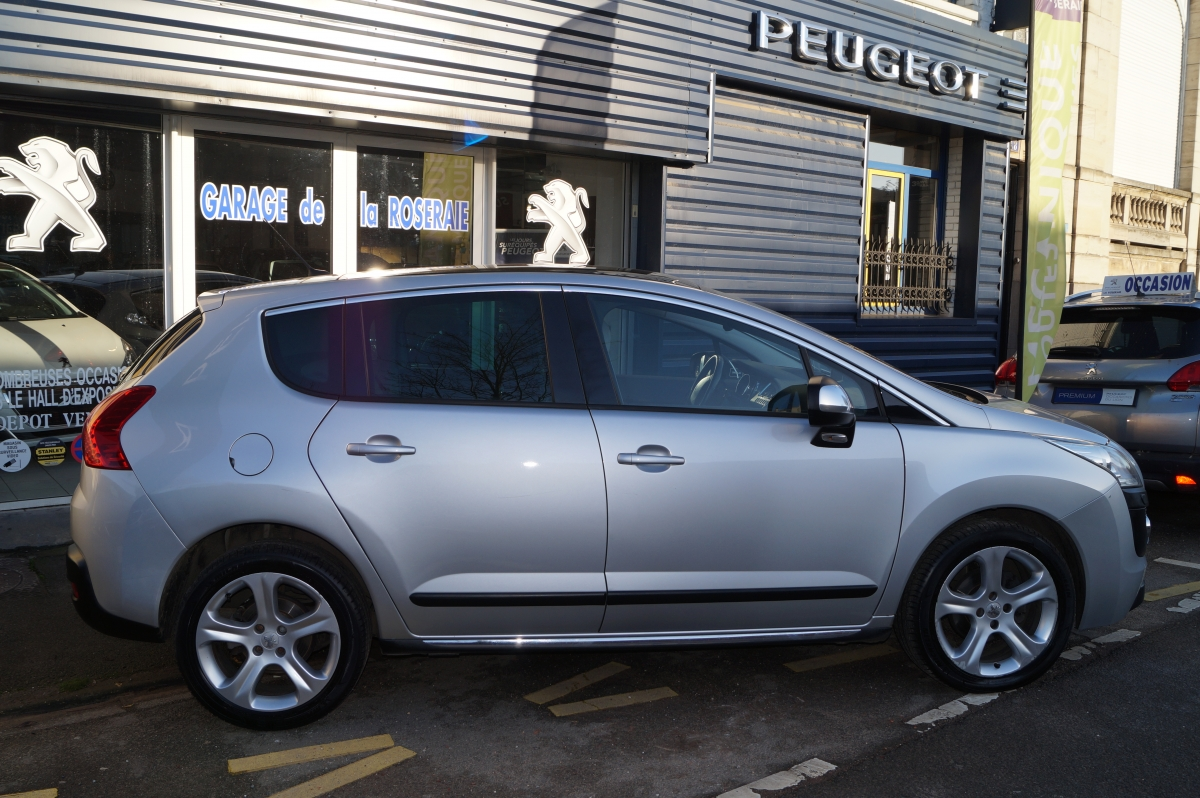 Occasion peugeot 3008 f line 1 6 hdi 110 ch for Location voiture garage peugeot