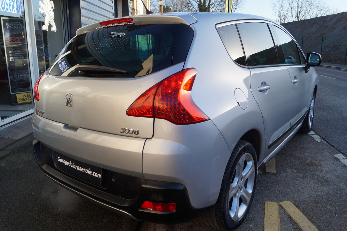 Occasion peugeot 3008 f line 1 6 hdi 110 ch for Garage voiture occasion poissy