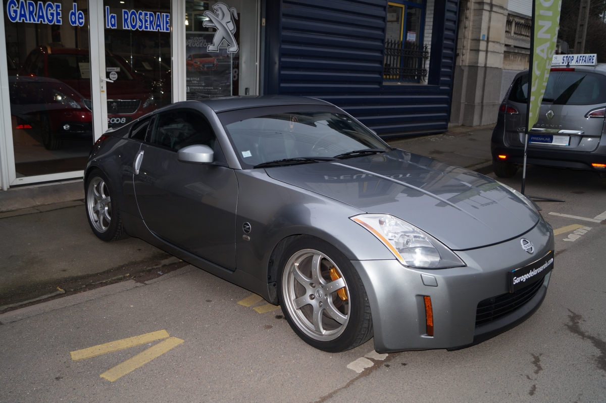 Occasion nissan 350 z 3 5 v6 280 ch pack for Garage nissan rodez voiture occasion