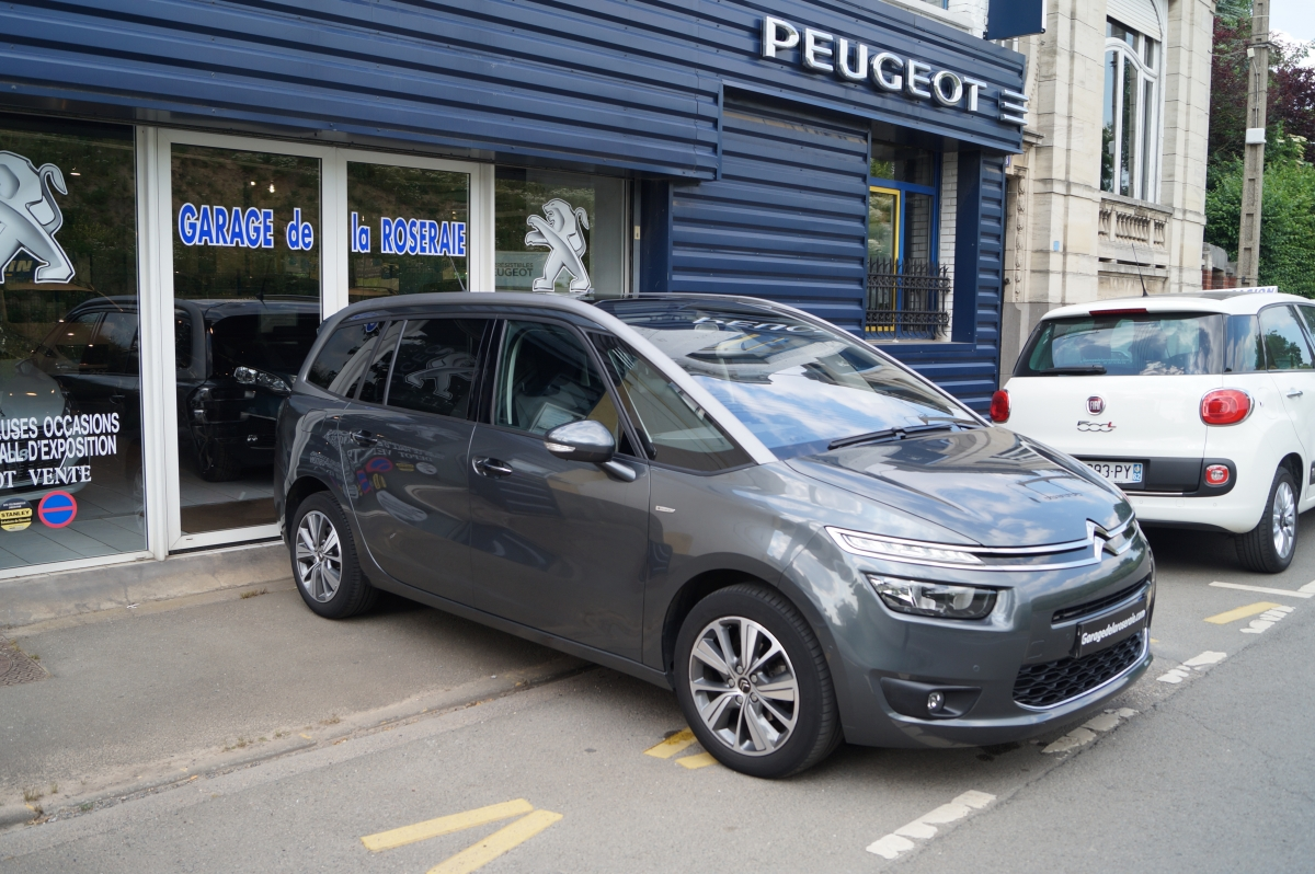 Occasion citro n grand c4 picasso 1 6 hdi 120 ch for Garage vente voiture occasion moselle