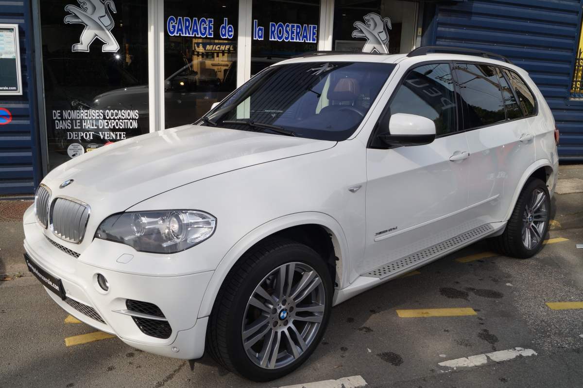 Occasion bmw x5 e70 xdrive 306 ch m sport for Garage bmw annecy voiture occasion