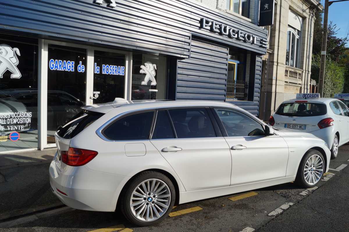 Occasion bmw s rie 3 f31 touring 330 da luxury 258 ch for Garage bmw annecy voiture occasion