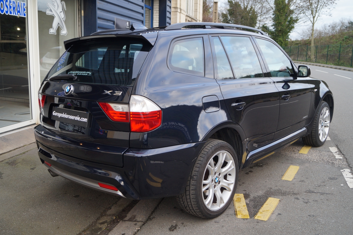 Occasion Bmw X3 E83 2 0 177 Ch Xdrive Sport Edition Pack M