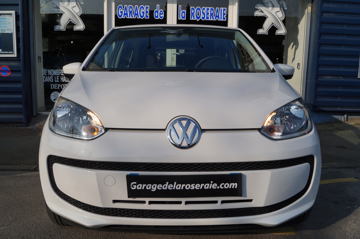 Occasion volkswagen up up 10 essence 60 ch move up 5 portes for Volkswagen occasion garage