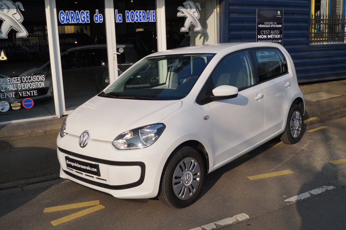 Occasion volkswagen up up 10 essence 60 ch move up 5 portes - Garage volkswagen voiture occasion ...