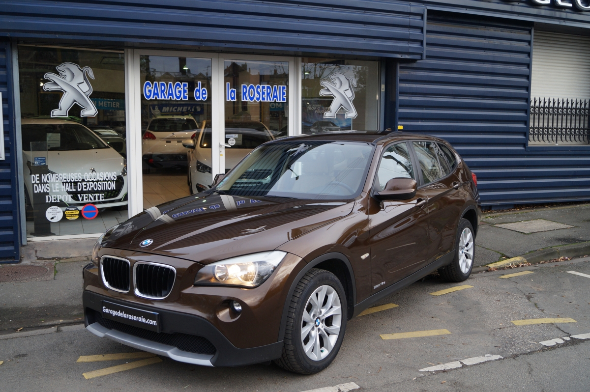 Occasion Bmw X1 E84 Sdrive 18 D Luxe 143 Ch