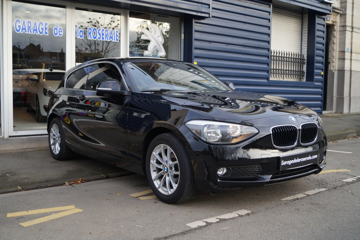 Occasion bmw s rie 1 f21 118 da business 143 ch 3 portes - Garage auxerre voiture occasion ...