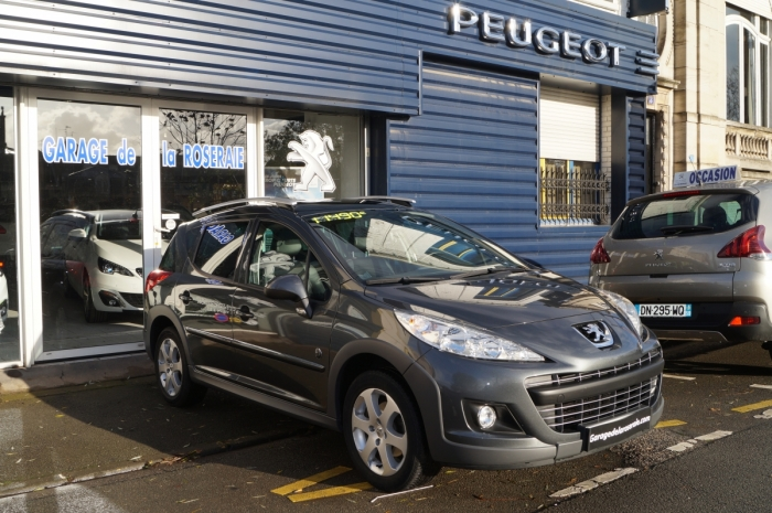 Occasion peugeot 207 sw 1 6 hdi 92 ch outdoor for Garage peugeot labarthe de riviere occasion