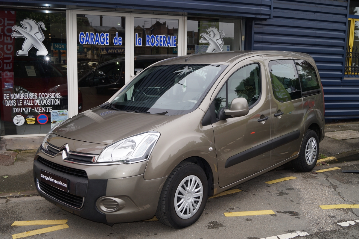 Occasion citro n berlingo confort 1 6 hdi 92 ch for Garage citroen calais