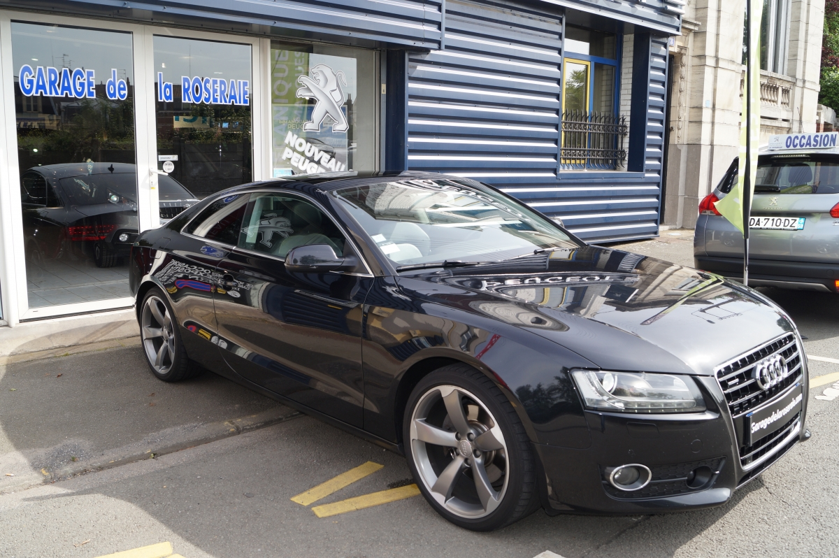 occasion audi a5 30 tdi. Black Bedroom Furniture Sets. Home Design Ideas