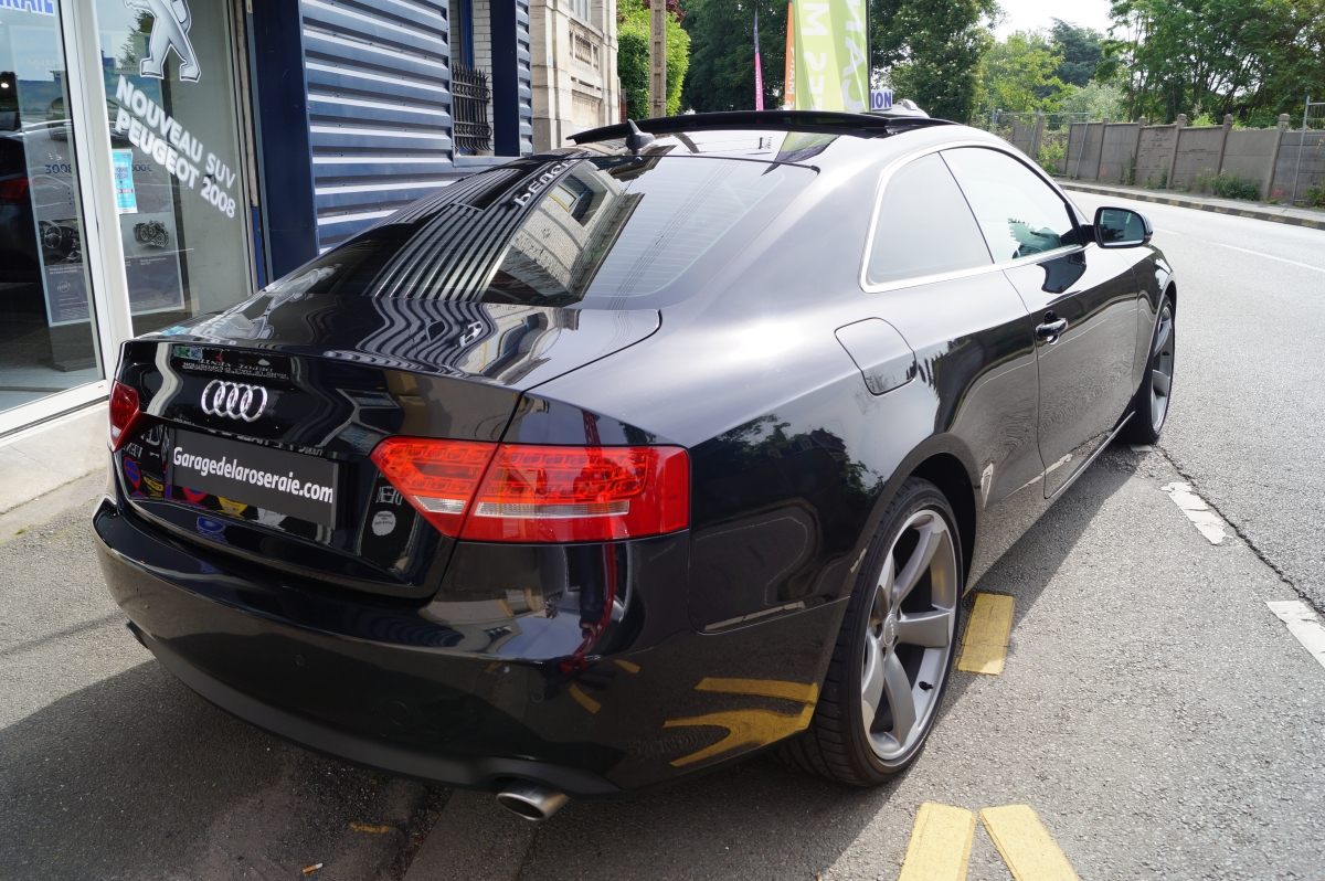 Occasion audi a5 3 0 tdi 240 ch quattro ambition luxe s for Garage audi bayonne occasion