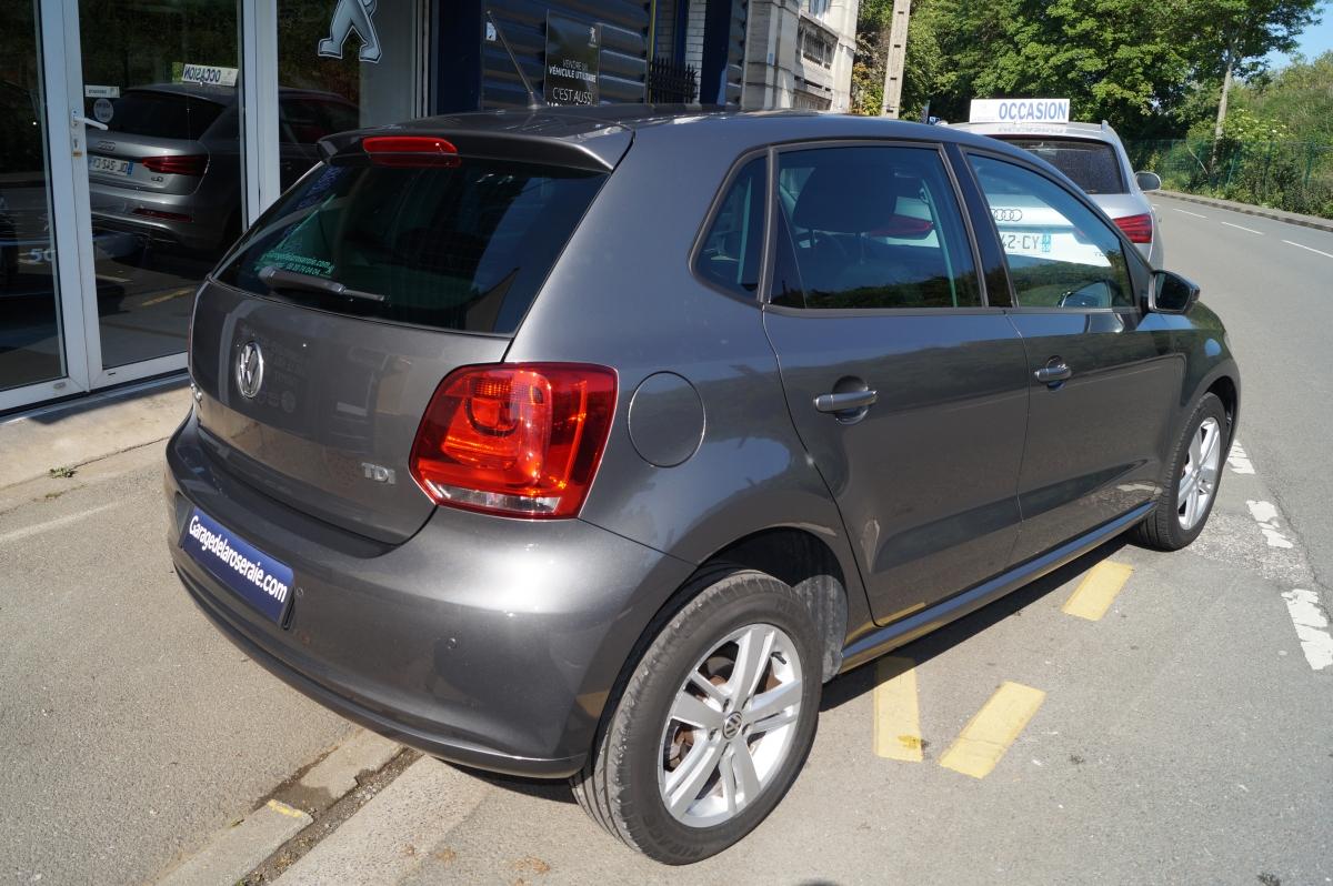 Occasion : Volkswagen Polo V 1.6 TDI 90 ch Match