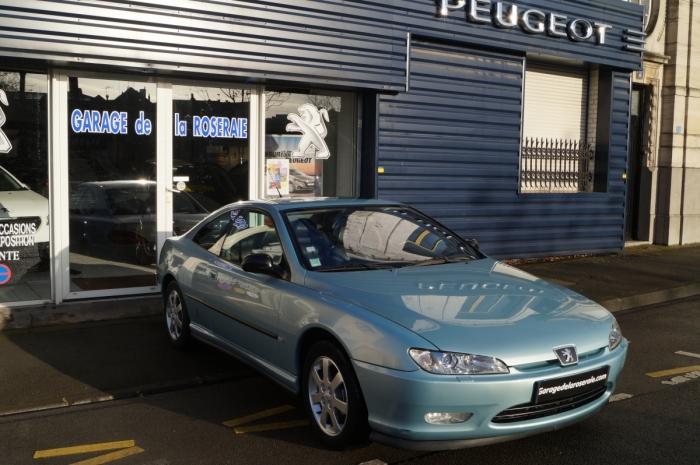 Occasion : Peugeot 406 Coupé Pack 3.0 V6 210 ch BVA